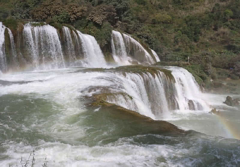detian waterfalls, China