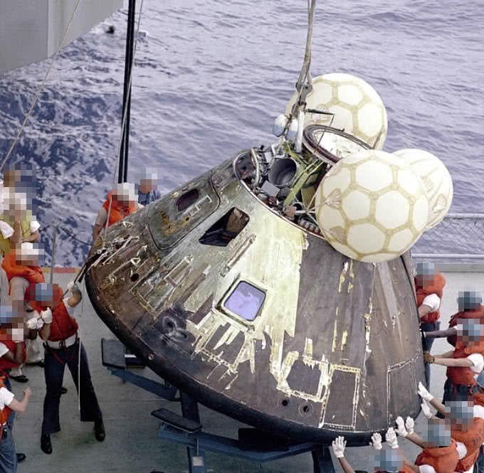Apollo 13 rescue