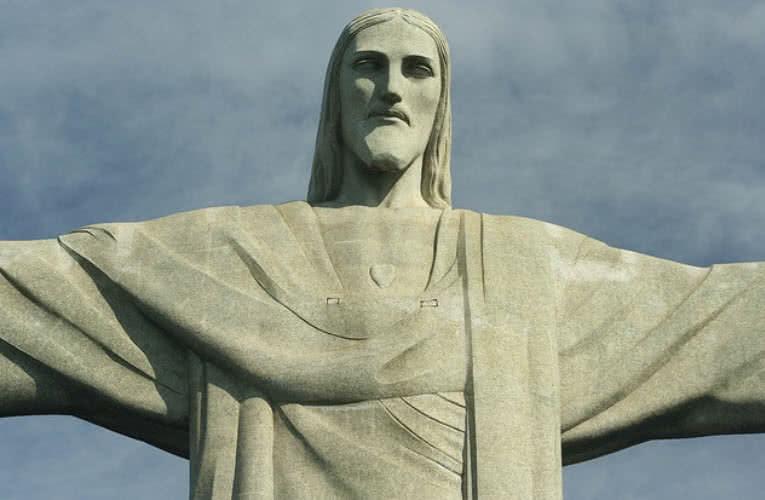 Christ - مهم ترین جاذبه های کشور برزیل