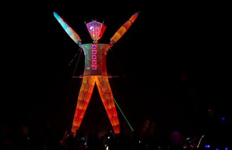 Burmingman festival