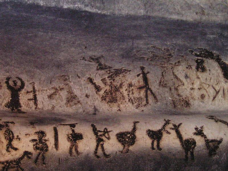 Magura cave painting