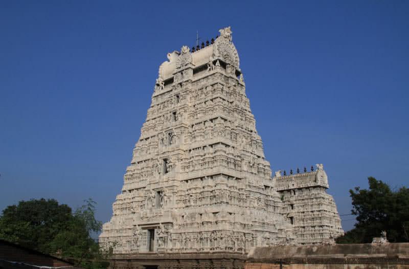 Annamaliar temple