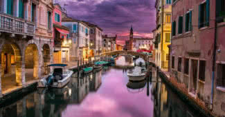 most beautiful canal cities