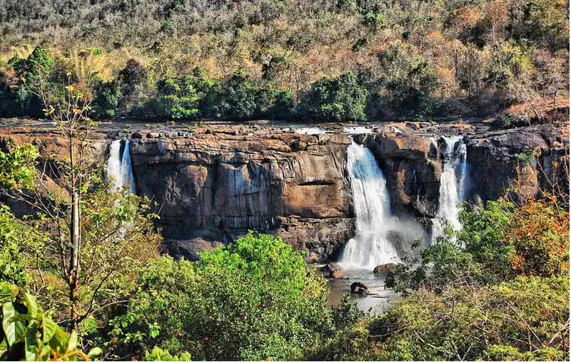 most spectacular waterfalls in india